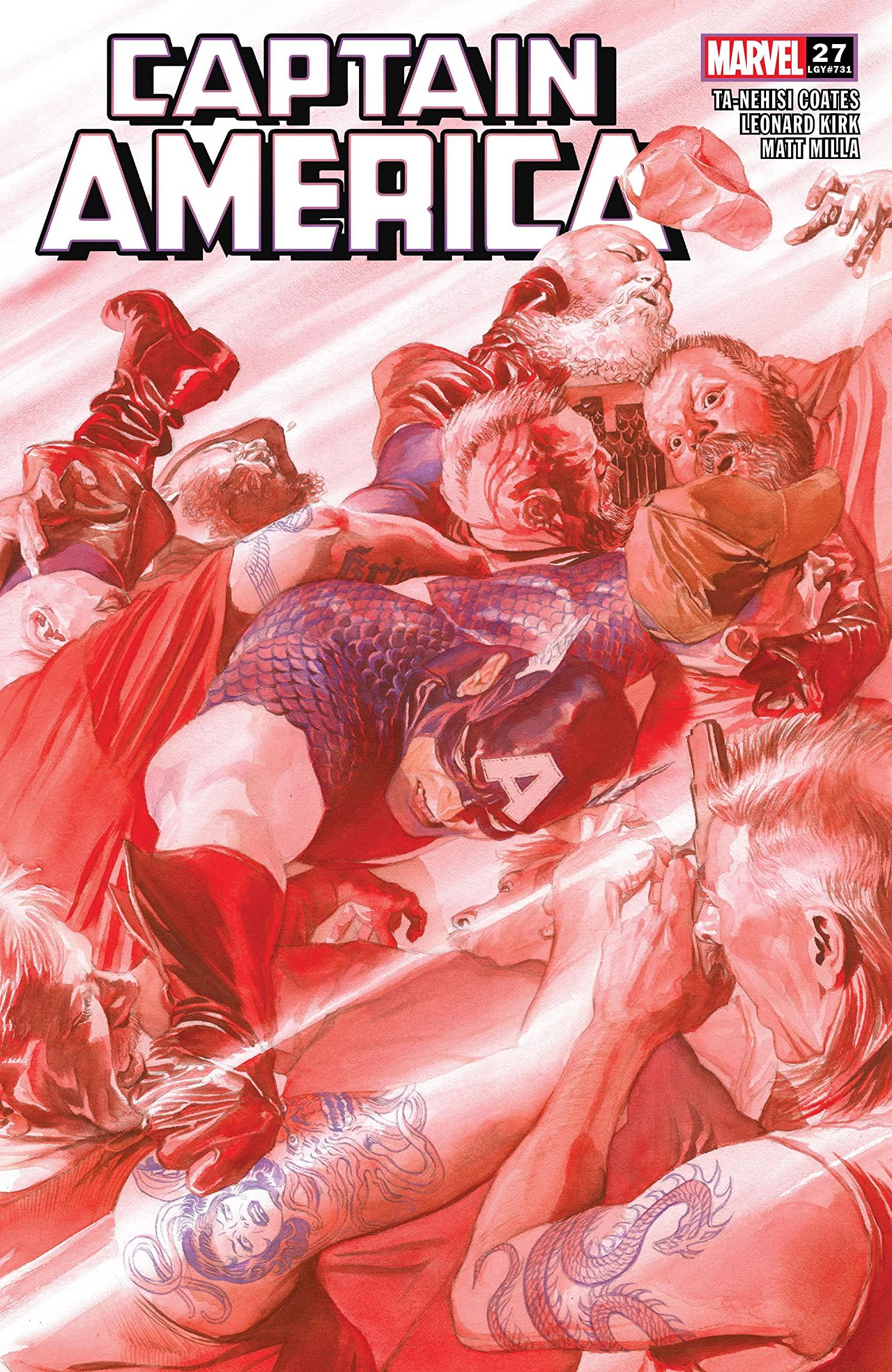 Captain America Vol 9 27