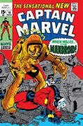 Captain Marvel Vol 1 18