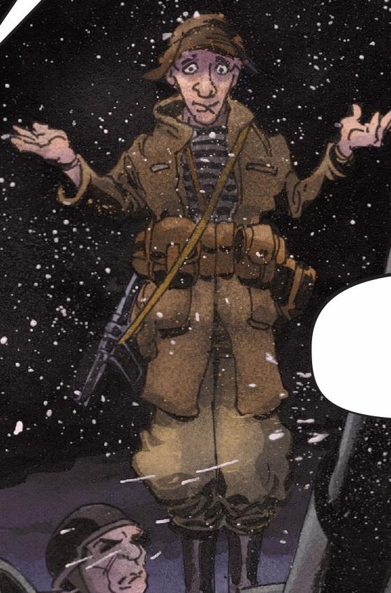 Claude (Earth-616)