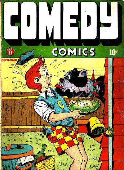 Comedy Comics Vol 1 11