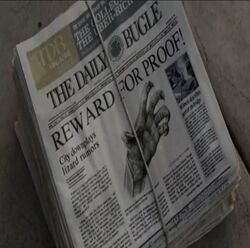 Daily Bugle (Earth-120703) The Amazing Spider-Man 2 (film).jpg