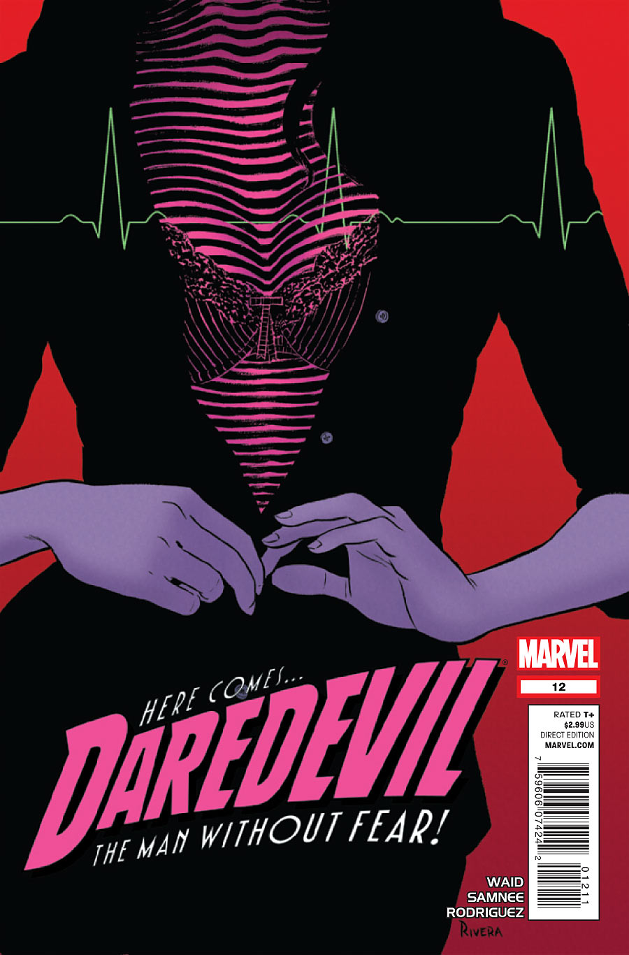 Daredevil Vol 3 12