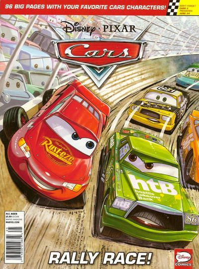 Disney-Pixar Giant Size Comics Vol 1 1