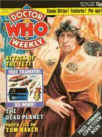 Doctor Who Weekly Vol 1 4