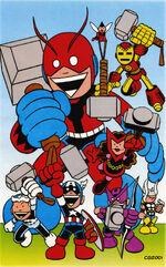 Avengers (Earth-22020)