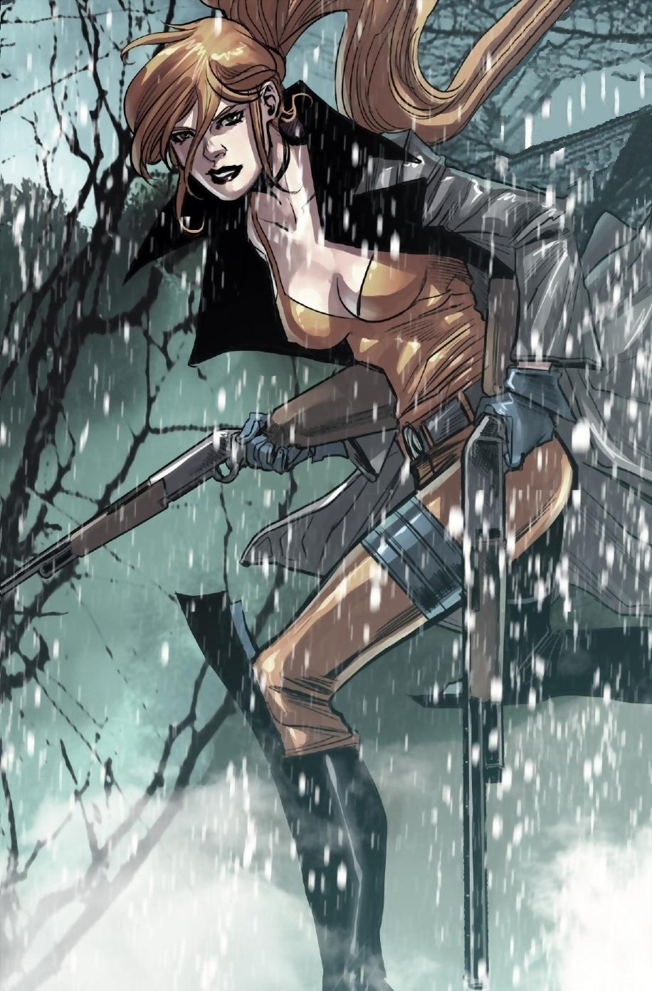 Elsa Bloodstone (Earth-616)