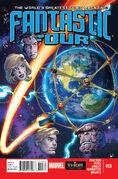 Fantastic Four Vol 4 13