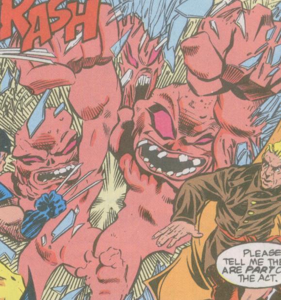 Fleshtones (Earth-616)