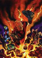 Freddy Krueger's A Nightmare on Elm Street Vol 1 3 Textless