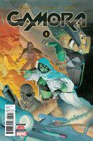 Gamora Vol 1 5