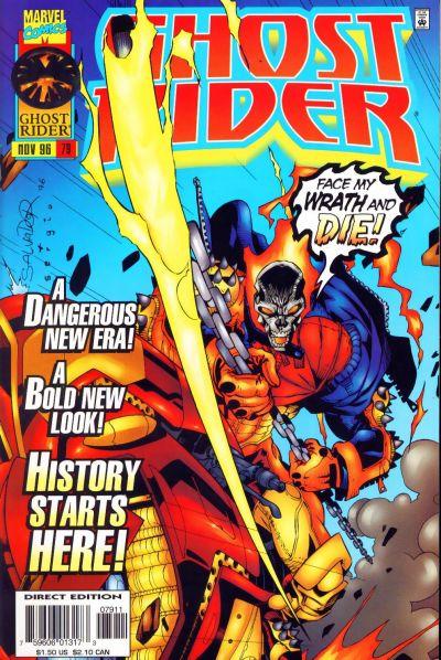 Ghost Rider Vol 3 79