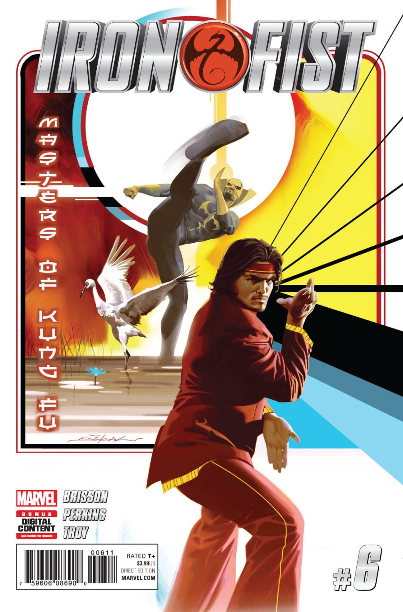 Iron Fist Vol 5 6