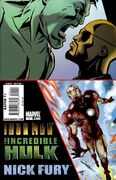 Iron Man Hulk Fury Vol 1 1