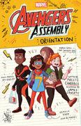 Marvel Avengers Assembly Vol 1 1
