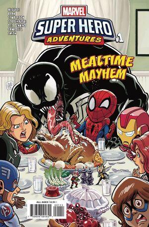 Marvel Super Hero Adventures Captain Marvel - Mealtime Mayhem Vol 1 1.jpg