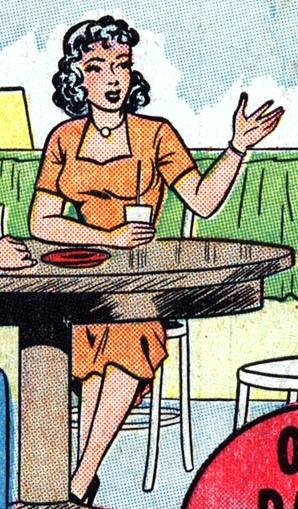 Mary Brent (Earth-616)