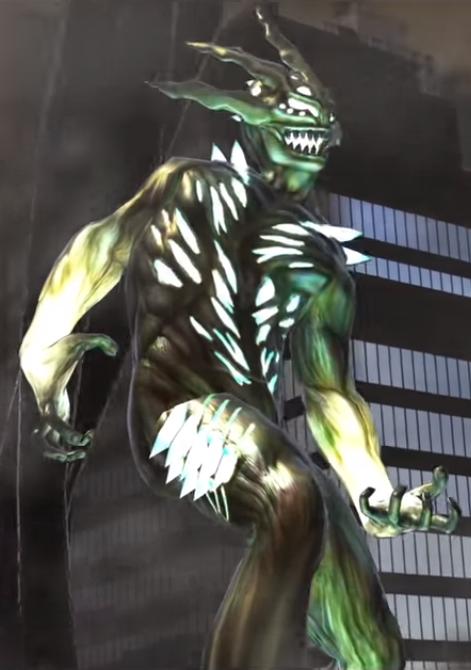 Electro's Symbiote (Earth-TRN009)