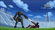 Nagato Sakurai (Earth-101001) and Anthony Stark (Earth-101001) from Marvel Anime Season 1 11 0001