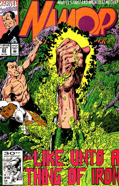 Namor the Sub-Mariner Vol 1 23