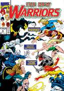 New Warriors Vol 1 4
