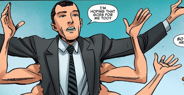 Norman Osborn II (Earth-18119)