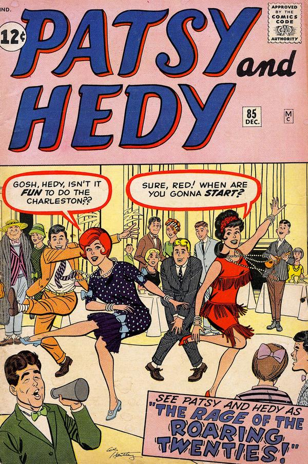 Patsy and Hedy Vol 1 85
