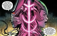 Pestilence (First Horsemen) (Earth-616) and Lorna Dane (Earth-616) from X of Swords Creation Vol 1 1 001