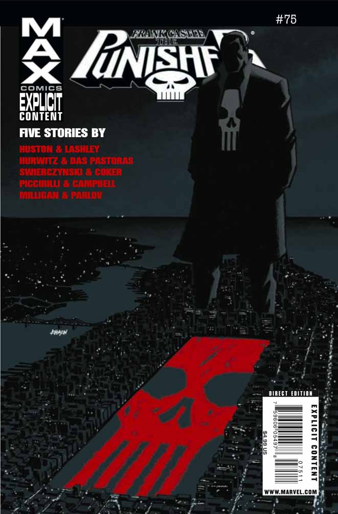 Punisher: Frank Castle Max Vol 1 75