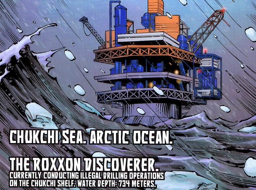 Roxxon Corporation (Earth-33900)