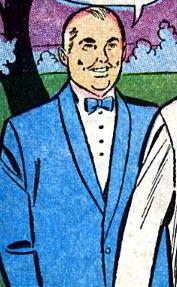 Saul Morris (Earth-616)