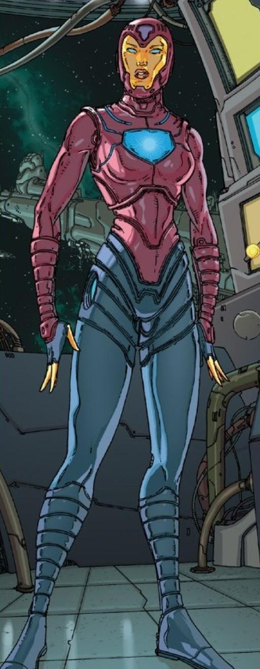 Tana Nile (Earth-616)