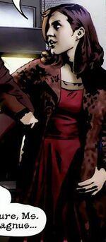 Wanda Magnus (Earth-90214)