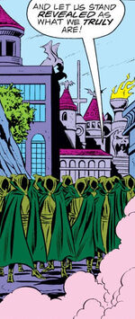 Witches of New Salem (Earth-616)