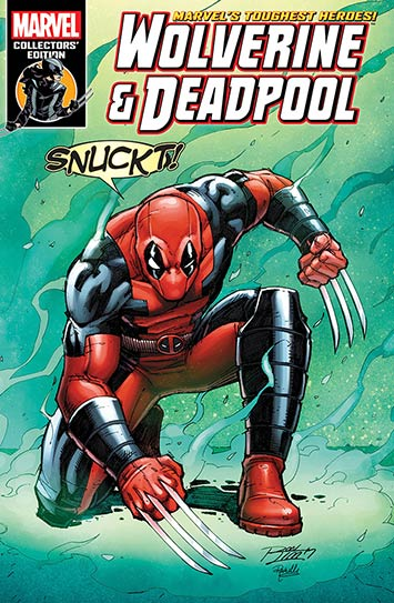 Wolverine and Deadpool Vol 5 12