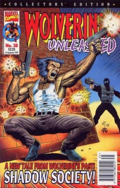 Wolverine Unleashed Vol 1 38
