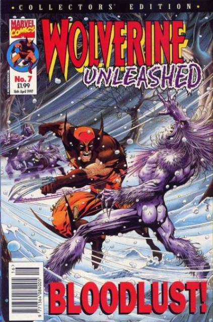 Wolverine Unleashed Vol 1 7