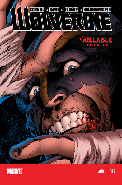 Wolverine Vol 5 12