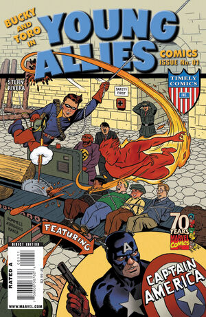 Young Allies Comics 70th Anniversary Special Vol 1 1.jpg