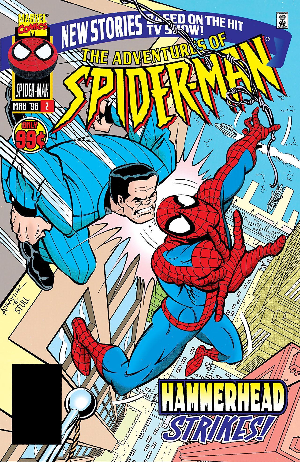 Adventures of Spider-Man Vol 1 2