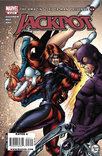 Amazing Spider-Man Presents: Jackpot Vol 1 2