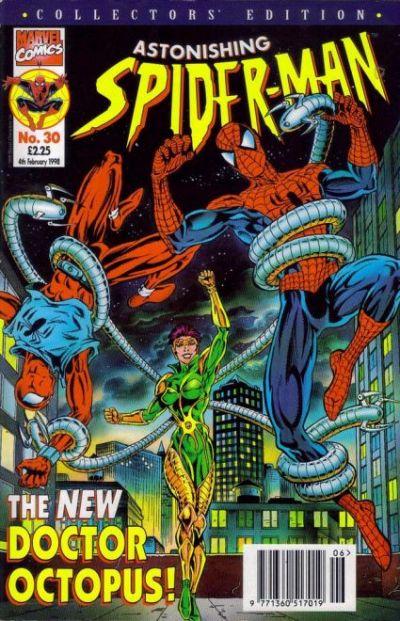 Astonishing Spider-Man Vol 1 30