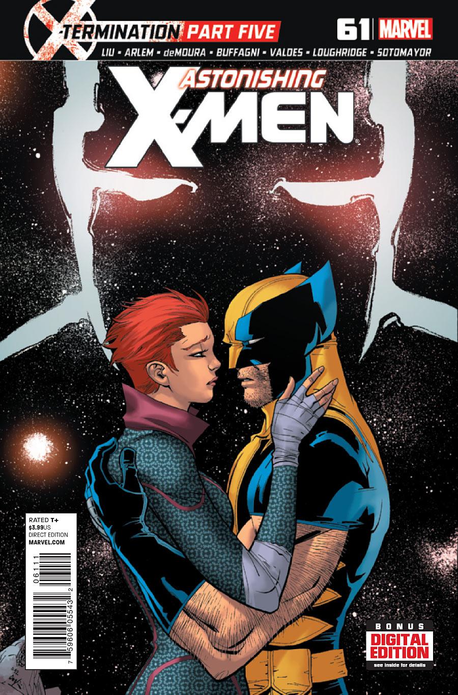 Astonishing X-Men Vol 3 61