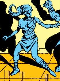 Athena Parthenos (Earth-829)