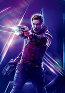 Avengers Infinity War poster 019 Textless