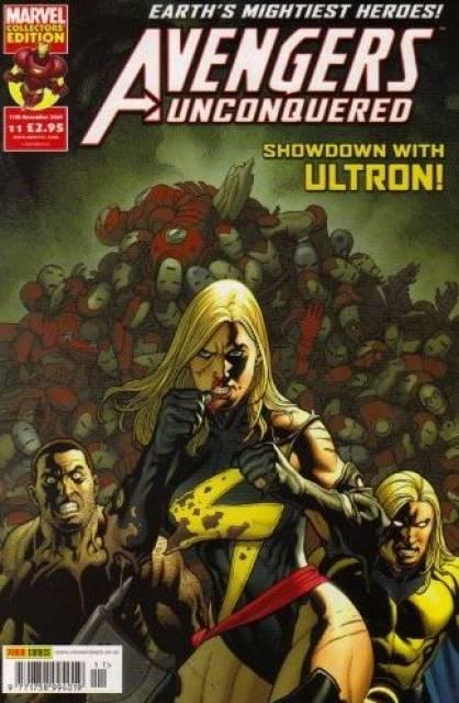 Avengers Unconquered Vol 1 11