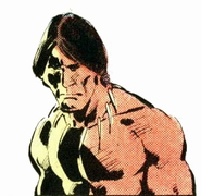 Brule (Earth-616) from Kull the Conqueror Vol 3 3 001.png