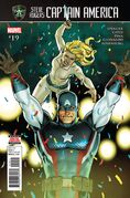 Captain America Steve Rogers Vol 1 19