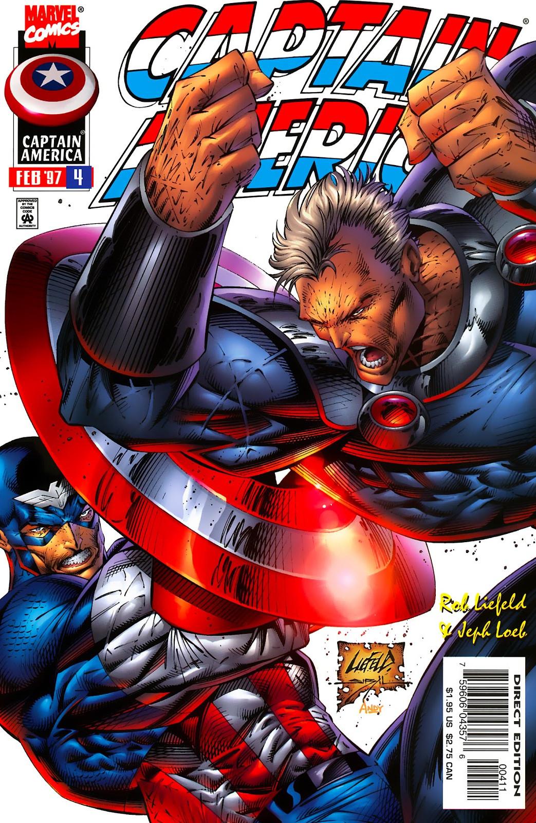 Captain America Vol 2 4