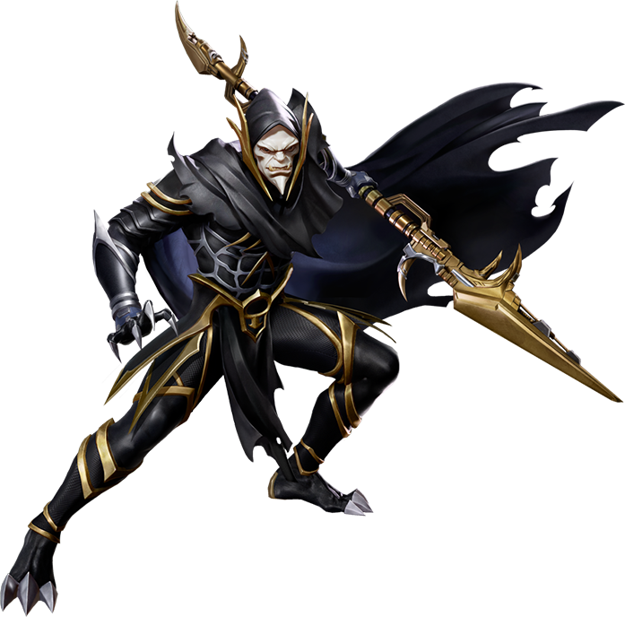Corvus Glaive (Earth-TRN789)