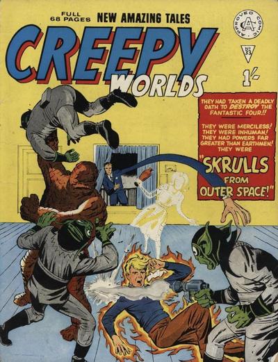 Creepy Worlds Vol 1 33
